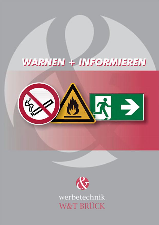 Sicherheitszeichen Etikettenkatalog 2016